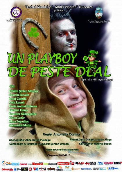 Un playboy de peste deal